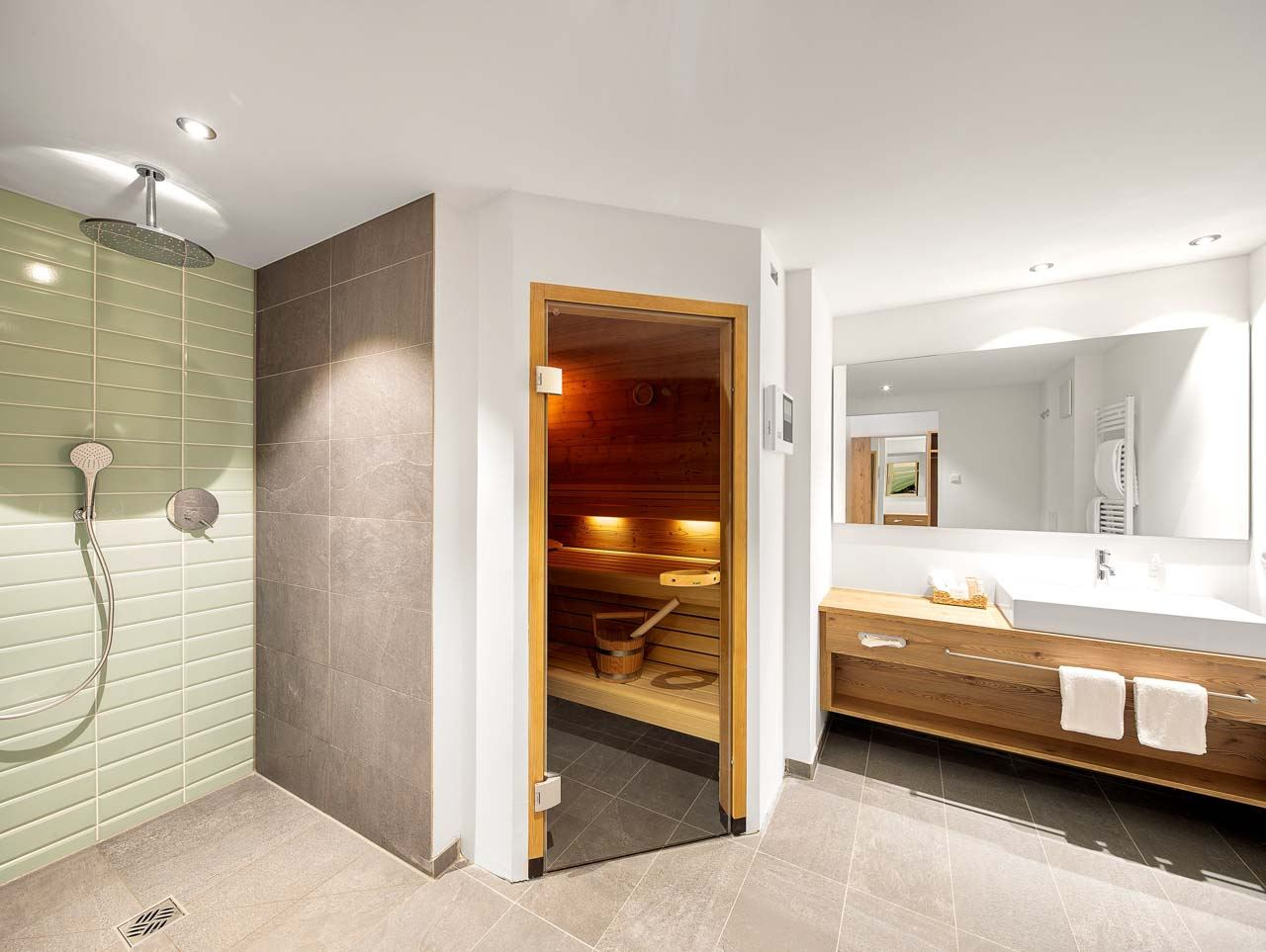 Deluxezimmer Private SPA   Hotel Kühberg